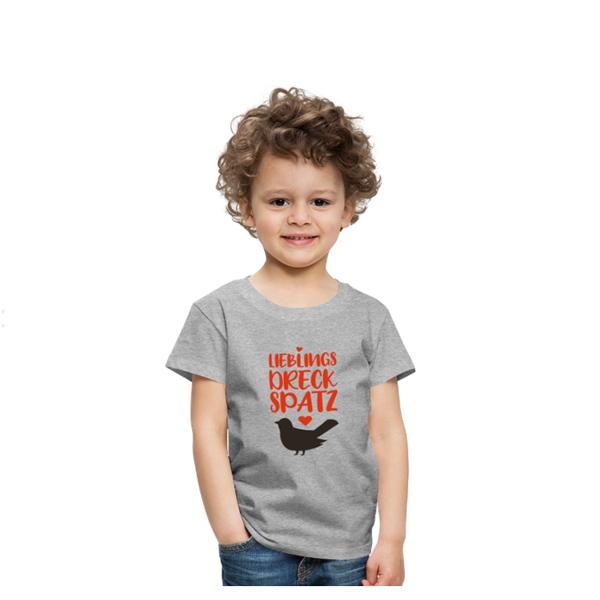 Kinder T-Shirt - Lieblingsdreckspatz